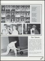 1989 Northeast Hamilton High School Yearbook Page 80 & 81