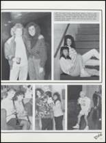 1989 Northeast Hamilton High School Yearbook Page 82 & 83