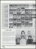 1989 Northeast Hamilton High School Yearbook Page 84 & 85