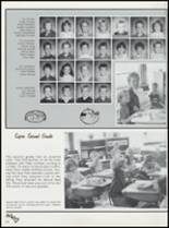 1989 Northeast Hamilton High School Yearbook Page 90 & 91