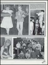 1989 Northeast Hamilton High School Yearbook Page 92 & 93
