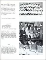 1950 Emmerich Manual High School Yearbook Page 36 & 37