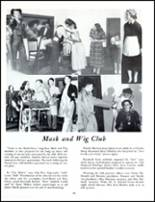 1950 Emmerich Manual High School Yearbook Page 68 & 69