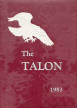 1953 Yearbook Clarke County High School