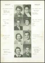 1948 Galveston High School Yearbook Page 10 & 11