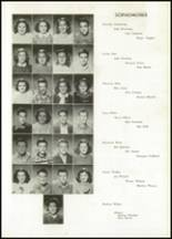 1948 Galveston High School Yearbook Page 18 & 19