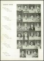 1948 Galveston High School Yearbook Page 22 & 23