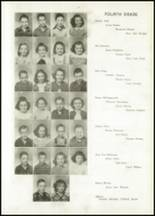1948 Galveston High School Yearbook Page 24 & 25