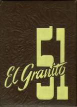 1951 Yearbook Porterville High School
