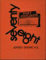 1978 Yearbook Jersey Shore High School