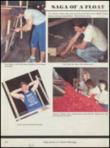 1990 Casey-Westfield High School Yearbook Page 16 & 17