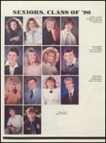 1990 Casey-Westfield High School Yearbook Page 20 & 21