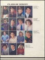 1990 Casey-Westfield High School Yearbook Page 22 & 23