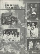 1990 Casey-Westfield High School Yearbook Page 80 & 81