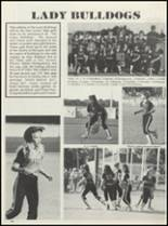 1990 Casey-Westfield High School Yearbook Page 84 & 85