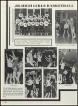 1990 Casey-Westfield High School Yearbook Page 86 & 87