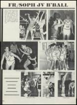 1990 Casey-Westfield High School Yearbook Page 92 & 93