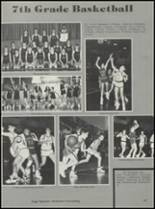 1990 Casey-Westfield High School Yearbook Page 94 & 95