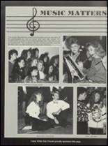 1990 Casey-Westfield High School Yearbook Page 106 & 107