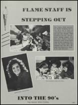 1990 Casey-Westfield High School Yearbook Page 112 & 113