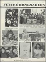 1990 Casey-Westfield High School Yearbook Page 118 & 119