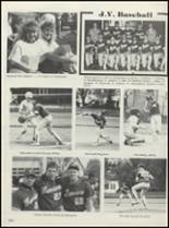 1990 Casey-Westfield High School Yearbook Page 134 & 135