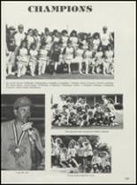 1990 Casey-Westfield High School Yearbook Page 136 & 137
