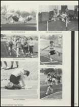 1990 Casey-Westfield High School Yearbook Page 142 & 143