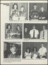 1990 Casey-Westfield High School Yearbook Page 152 & 153