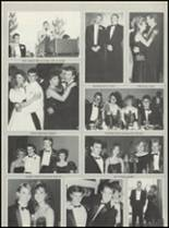1990 Casey-Westfield High School Yearbook Page 154 & 155