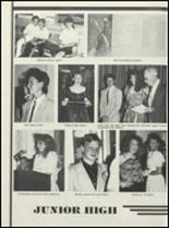 1990 Casey-Westfield High School Yearbook Page 156 & 157