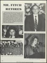1990 Casey-Westfield High School Yearbook Page 160 & 161
