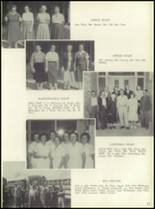 1959 Bensalem High School Yearbook Page 20 & 21