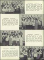 1959 Bensalem High School Yearbook Page 58 & 59