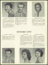 1959 Bensalem High School Yearbook Page 74 & 75