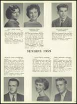 1959 Bensalem High School Yearbook Page 76 & 77