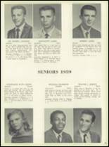 1959 Bensalem High School Yearbook Page 78 & 79