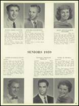 1959 Bensalem High School Yearbook Page 86 & 87