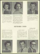 1959 Bensalem High School Yearbook Page 88 & 89