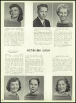 1959 Bensalem High School Yearbook Page 90 & 91