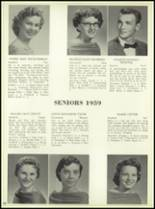 1959 Bensalem High School Yearbook Page 94 & 95