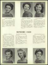 1959 Bensalem High School Yearbook Page 96 & 97
