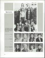 1973 Paradise Valley High School Yearbook Page 22 & 23