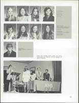 1973 Paradise Valley High School Yearbook Page 42 & 43