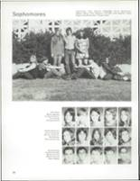 1973 Paradise Valley High School Yearbook Page 62 & 63
