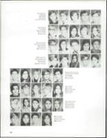 1973 Paradise Valley High School Yearbook Page 64 & 65