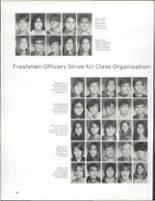 1973 Paradise Valley High School Yearbook Page 84 & 85