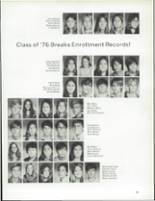 1973 Paradise Valley High School Yearbook Page 94 & 95