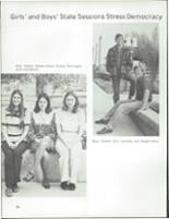 1973 Paradise Valley High School Yearbook Page 102 & 103