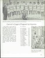 1973 Paradise Valley High School Yearbook Page 124 & 125